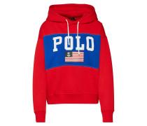 Sweatshirt 'rlxd Flag Hd-Long Sleeve-Knit'