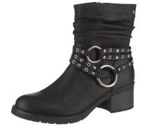 Biker Boots 'Reina' schwarz