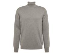 Pullover 'dom' graumeliert