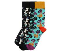 Socken 'Day In The Park Gift Box' mischfarben