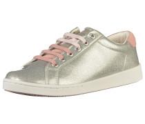 Sneaker altrosa / silber