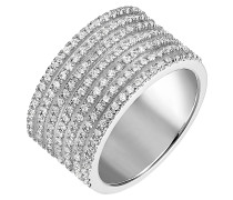 Ring 'Tropical Heat' silber