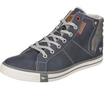 Sneakers blau / grau / weiß