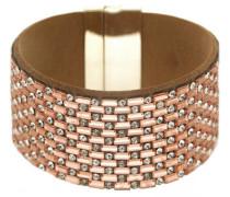 Armband 'Tya' rosegold