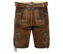 Shorts 'Frederico' braun