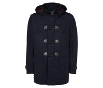 Wintermantel 'Dufflecoat' navy