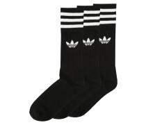 Socken schwarz / weiß
