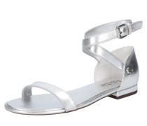 Sandale 'Davison' silber
