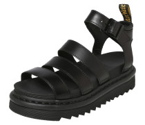 Sandale 'Chunky Blaire' schwarz