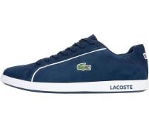 Sneaker 'Graduate' navy / hellgrün / weiß