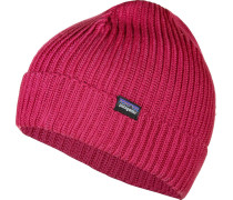 Beanie ' Fishermans Rolled ' pink