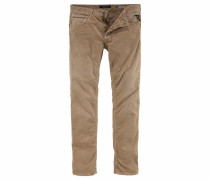 Straight-Jeans 'Grover' sand