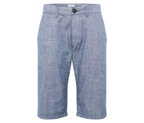Shorts 'chambray' navy