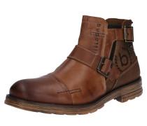 Biker Boots 'Steve' hellbraun