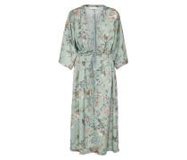 Kimono 'Zuli' jade / mischfarben