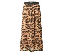 Rock 'BelindaSZ Skirt Below Knee'