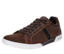 Sneaker 'coltrane' dunkelbraun
