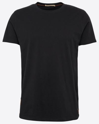 T-Shirt 'Anders Tee' schwarz