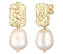 Organic Perlenohrhänger