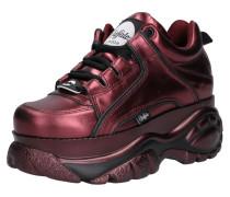 Sneaker lila / rot