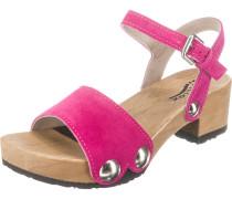 Penny Plateau-Sandaletten pink