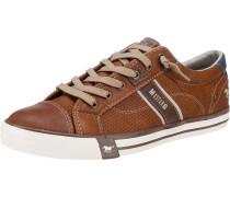 Sneaker zum Reinschlüpfen braun
