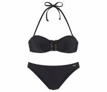 Bikinitop schwarz