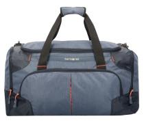 Reisetasche 'Rewind' blau / dunkelblau