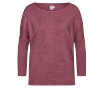 Sweater 'knit' beere