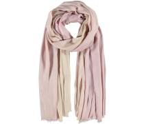 Schal Pergusa beige / rosa