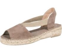 Sandalen taupe
