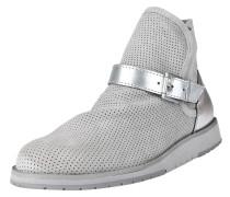 Boots 'lorne' grau / silber