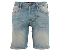 Jeans Shorts 'Ralston shorts - Green to green'