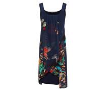 Kleid 'vest_Butterfly' blau