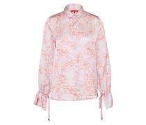 Bluse 'Efesi' orange / rosa