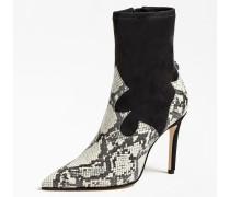 Ankle Boot 'Bayley' schwarz / weiß