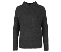 Pullover 'turtleneck Crop' anthrazit