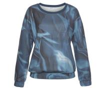 Sweater 'Like a Feather' blau