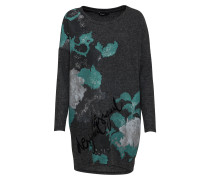 Oversize Pullover grau