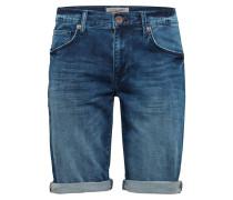 Jeansshorts 'jackson' blue denim
