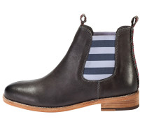 Chelsea Boot 'julia' grau / dunkelgrau