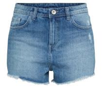 Hot Pants blau