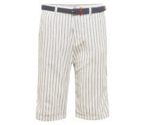 Shorts 'CO LI Stripe SH' weiß