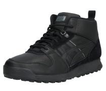 Sneaker 'winterized Boots' schwarz