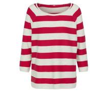 Pullover im Streifenlook