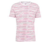 T-Shirt 'cidevin' weiß