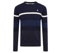 Pullover 'Core stripe r knit l\s'