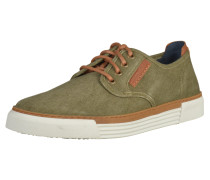 Sneaker 'Racket' oliv