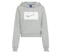 Sweatshirt 'hoodie Swsh' grau