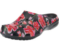 Clogs 'Freesail Graphic Clog W MRs/Blk'